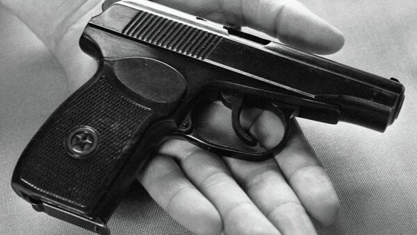 Makarov marka tabanca - Sputnik Türkiye