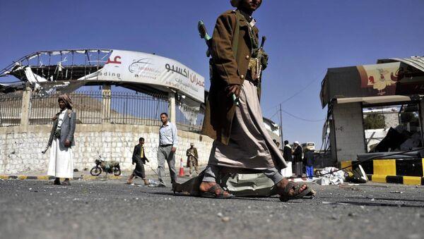 Yemen'de çatışmalar şiddetlendi - Sputnik Türkiye