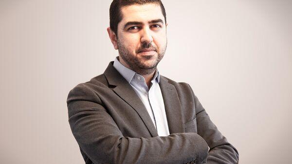 Murat Cengizer - Sputnik Türkiye
