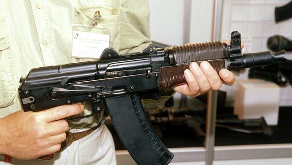 AK-47 Kalaşnikov - Sputnik Türkiye
