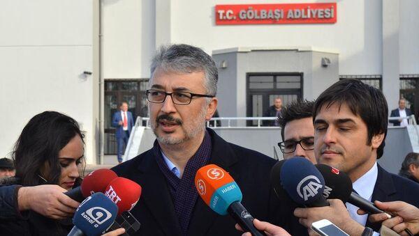 Yasadışı dinleme operasyonu - Sputnik Türkiye