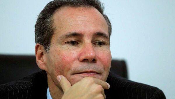 Alberto Nisman - Sputnik Türkiye