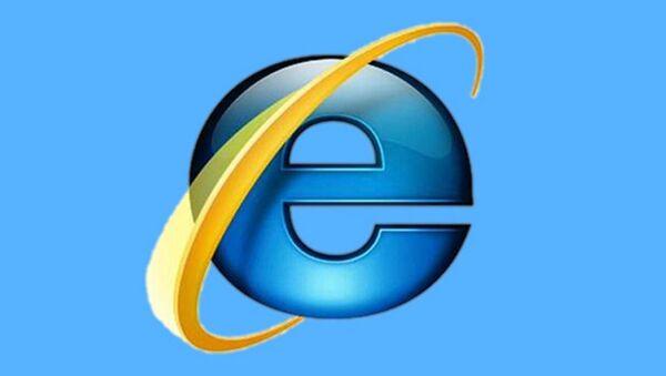 Internet Explorer - Sputnik Türkiye