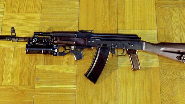 Kalaşnikof AK-47 - Sputnik Türkiye