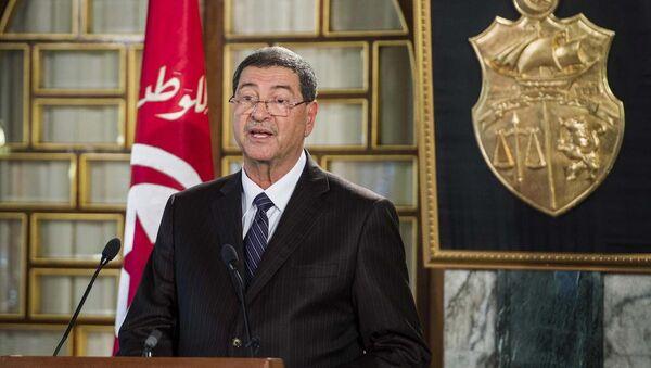 Tunus Başbakanı El-Habib es-Sıyd - Sputnik Türkiye