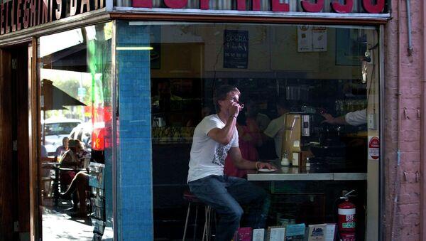 Kahve bağımlılığının nedeni keşfedildi - Sputnik Türkiye
