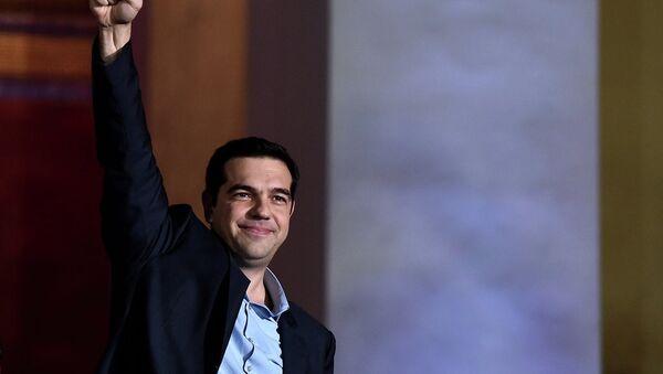 40 yaşındaki Aleksis Çipras Yunanistan'ın son 150 yılındaki en genç başbakan olacak - Sputnik Türkiye