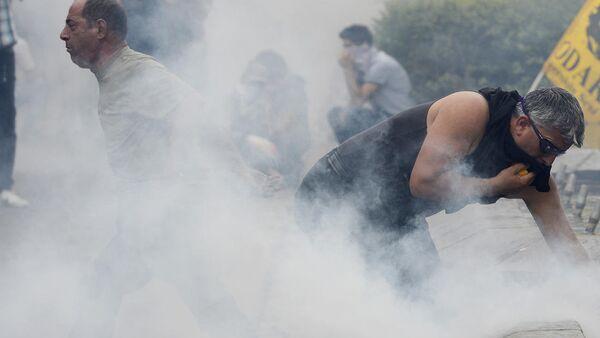 Gezi Parkı olayları - Sputnik Türkiye