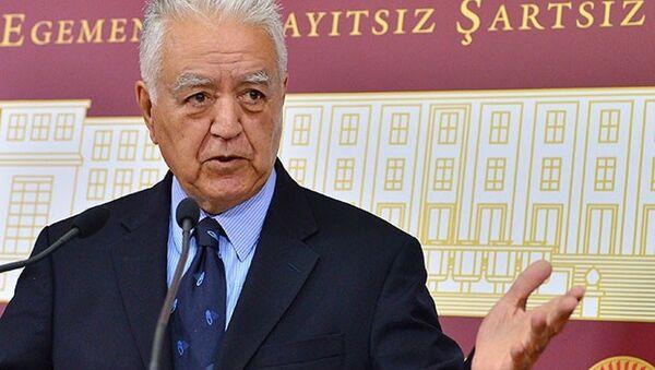 CHP Milletvekili Faruk Loğoğlu - Sputnik Türkiye