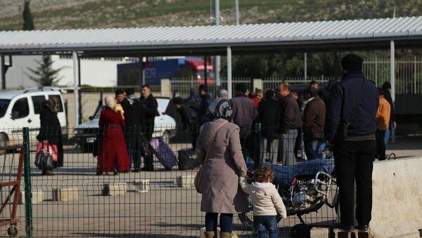 Cilvegözü Sınır Kapısı - Sputnik Türkiye