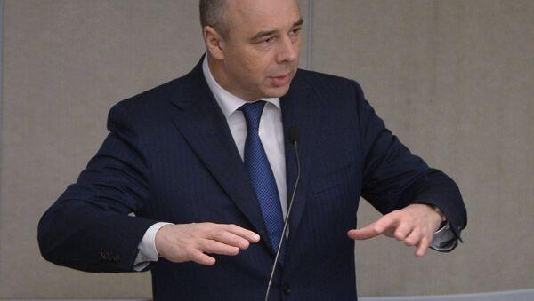 Rusya Finans Bakanı Anton Siluanov - Sputnik Türkiye