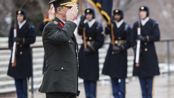 Kara Kuvvvetleri Komutanı Orgeneral Hulusi Akar - Sputnik Türkiye