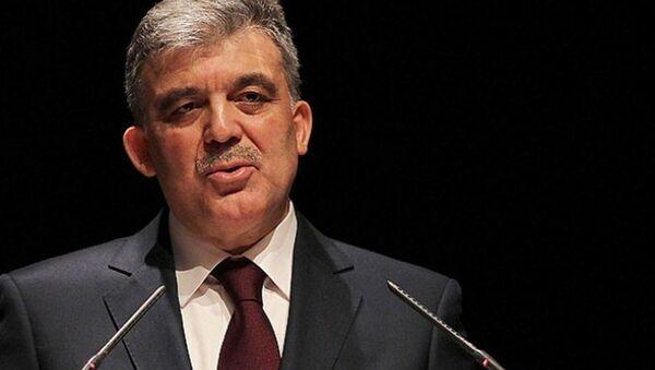 Türkiye 11. Cumhurbaşkanı Abdullah Gül - Sputnik Türkiye