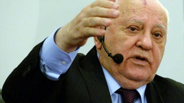 Mihail Gorbaçov - Sputnik Türkiye