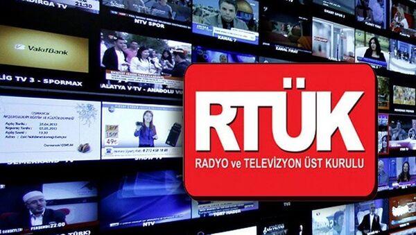 Radyo ve Televizyon Üst Kurulu (RTÜK) - Sputnik Türkiye