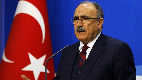AK Parti Genel Başkan Yardımcısı  Beşir Atalay - Sputnik Türkiye