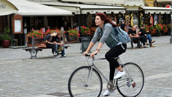 Bisiklet - Sputnik Türkiye