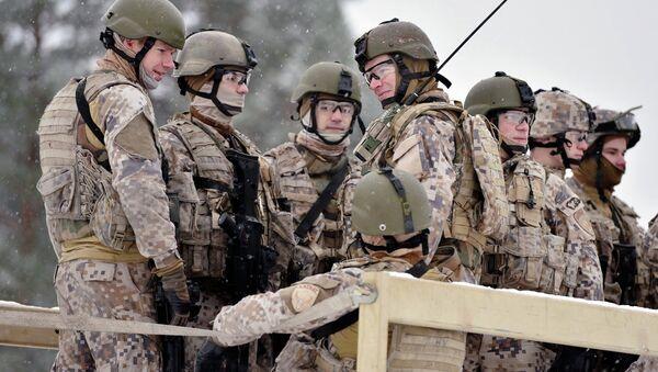 NATO-Ukrayna - Sputnik Türkiye
