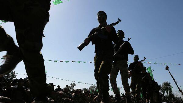 Hamas aktivistleri - Sputnik Türkiye