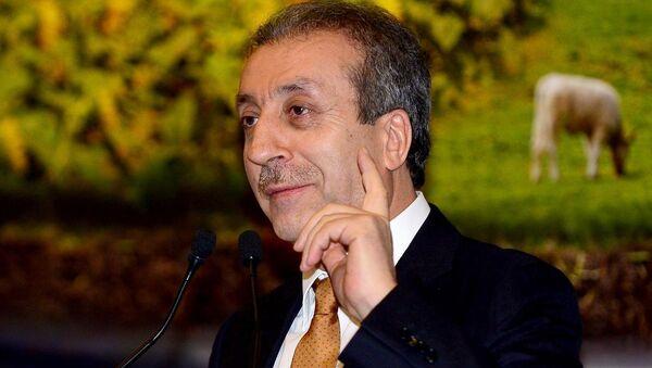 Gıda, Tarım ve Hayvancılık Bakanı Mehdi Eker - Sputnik Türkiye