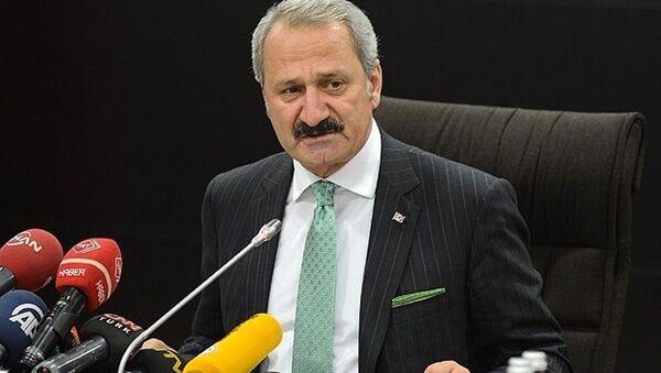 Eski Ekonomi Bakanı Zafer Çağlayan - Sputnik Türkiye