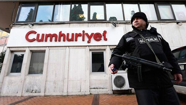 Cumhuriyet gazetesi - Sputnik Türkiye