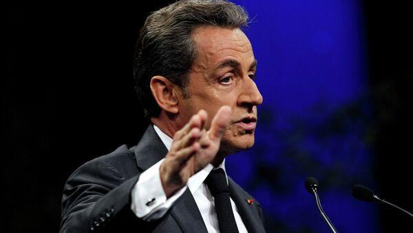 Nicolas Sarkozy - Sputnik Türkiye