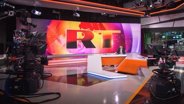 Russia Today televizyonu - Sputnik Türkiye