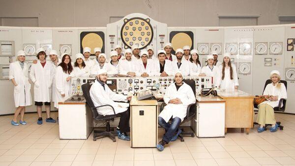 Rusya'da Akkuyu nükleer enerji santrali için eğitim gören Türk öğrenciler - Sputnik Türkiye