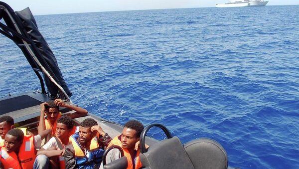 Kaçak - Göçmen - Sputnik Türkiye