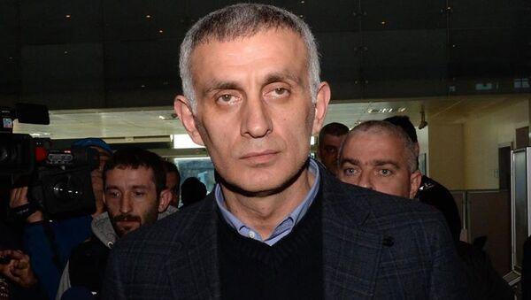 rabzonspor kulübü başkanı İbrahim Hacıosmanoğlu - Sputnik Türkiye