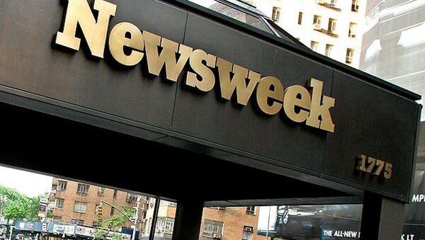 Newsweek dergisi - Sputnik Türkiye