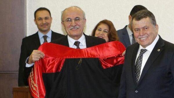 Yargıtay Başkanı İsmail Rüştü Cirit - Sputnik Türkiye