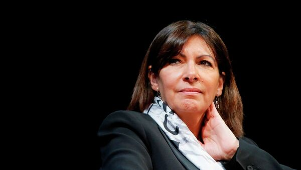 Paris Belediye Başkanı Ann Hidalgo - Sputnik Türkiye