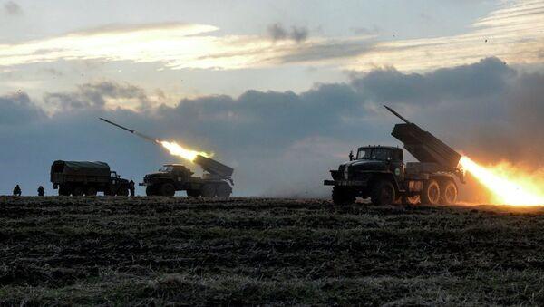 Ukrayna'da ateşkes - Sputnik Türkiye