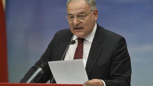 CHP Genel Başkan Yardımcısı ve Parti Sözcüsü Haluk Koç - Sputnik Türkiye