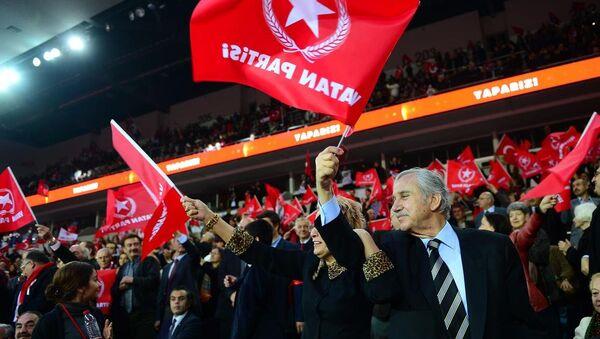İşçi Partisi-Vatan Partisi - Sputnik Türkiye