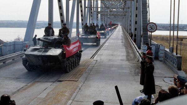 Sovyet ordusunun Afganistan'dan çıkışı - Sputnik Türkiye