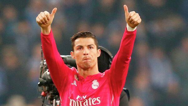 Cristiano  Ronaldo - Sputnik Türkiye
