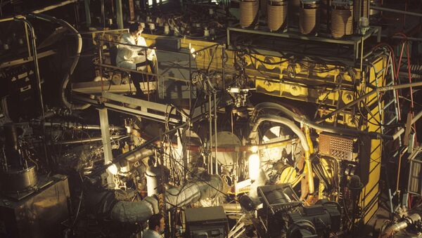 Termonükleer Reaktör - Sputnik Türkiye
