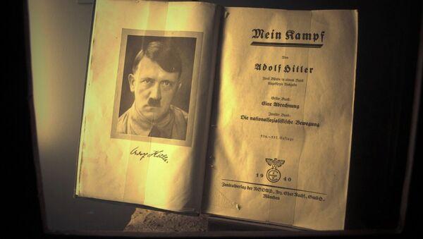Adolf Hitler'in 'Kavgam' kitabı - Sputnik Türkiye