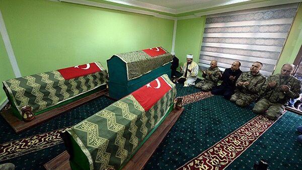 Süleyman Şah Türbesi - Sputnik Türkiye