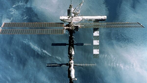 Uluslararası uzay istasyonu - Sputnik Türkiye