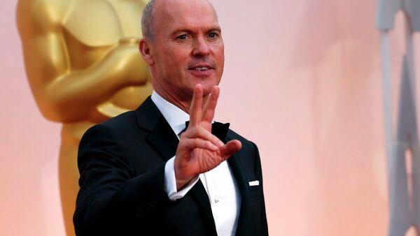Aktör Michael Keaton - Sputnik Türkiye