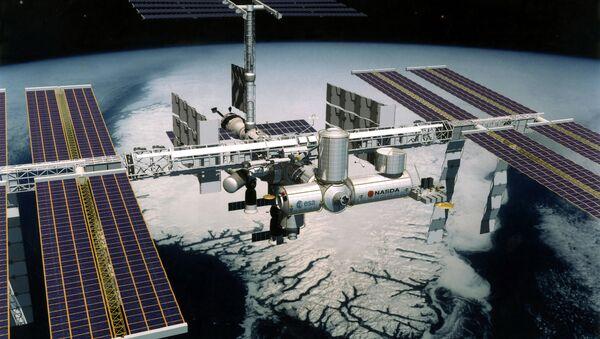 Uluslararası Uzay İstasyonu (ISS) - Sputnik Türkiye