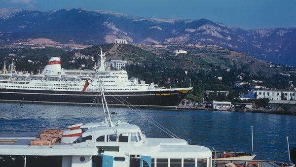 Yalta limanı - Sputnik Türkiye