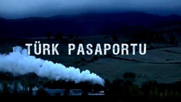 Türk pasaportu - Sputnik Türkiye