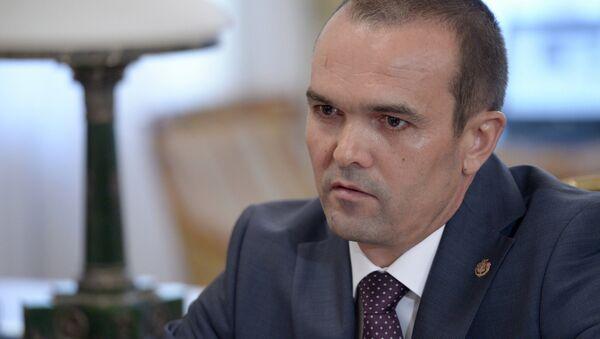 Çuvaşistan Başkanı Mihail İgnatyev - Sputnik Türkiye