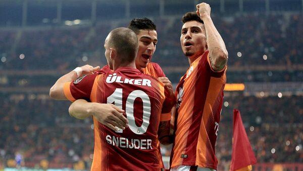 Galatasaray - Kayseri Erciyesspor - Sputnik Türkiye