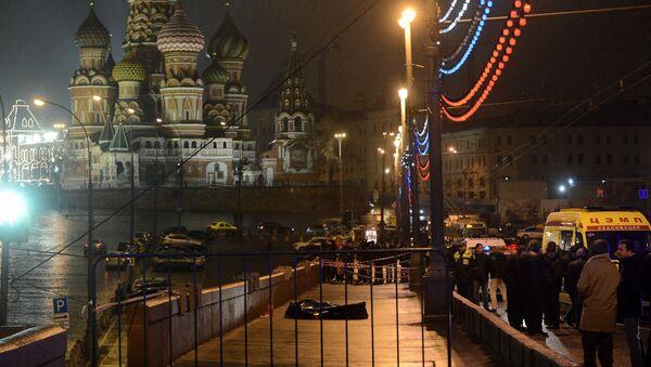 Boris Nemtsov ölüm - Sputnik Türkiye